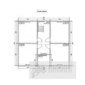 Скачки (План 2-го этажа)