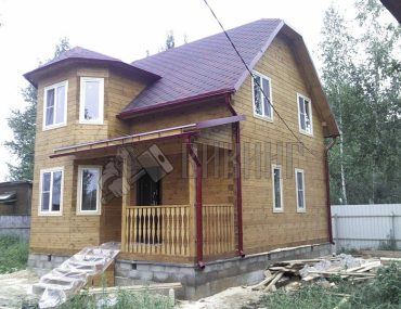 Проект дома 7х7,5 Альфа-11