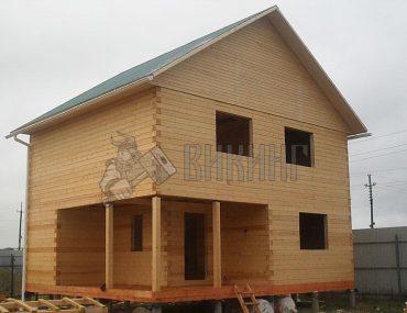 Проект дома 7х8 Альфа-14