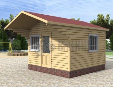 Садовый Дом 4x4