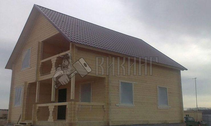 Проект дома 8х10 Альфа-26