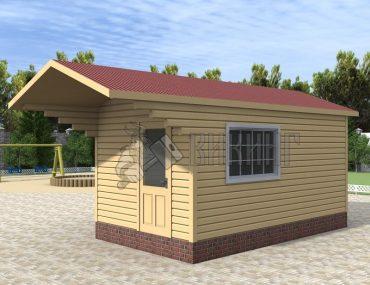 Садовый Дом 5x3