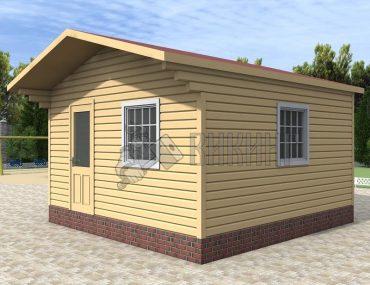 Садовый Дом 5x5
